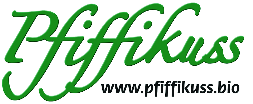 Pfiffikuss bio Logo